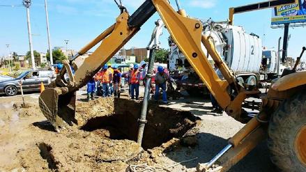 Epsel solicitó presupuesto para culminar obra de saneamiento en San José