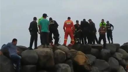 Joven fue encontrado muerto en la playa de Buenos Aires