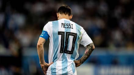 Lionel Messi y la brújula que no logra encontrar con Argentina en Rusia 2018