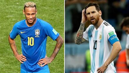 ¿Qué resultados deben darse para que Brasil y Argentina clasifiquen a octavos del Mundial?