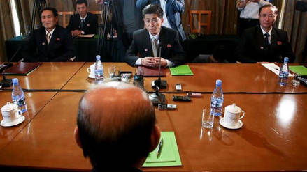 Las dos Coreas negocian un encuentro de familias separadas por la guerra
