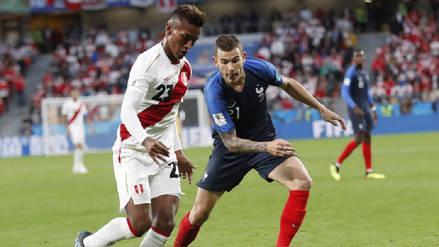 Perú vs. Francia tuvo menos ráting que debut con Dinamarca
