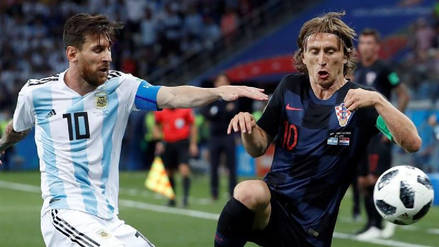 "La prensa de Croacia: ""La noche grandiosa en la que Modric fue Messi"""