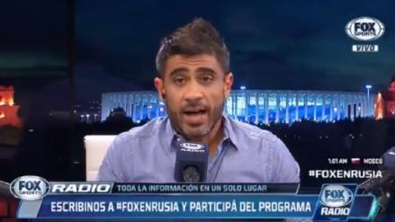 Fox Sports: Es un día triste para Argentina, Perú y Chile que no fue al Mundial