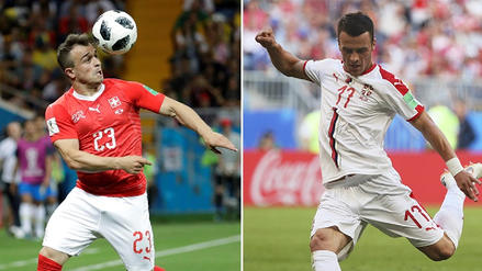 Minuto a minuto | Serbia vs Suiza EN DIRECTO: por el Grupo E de Rusia 2018