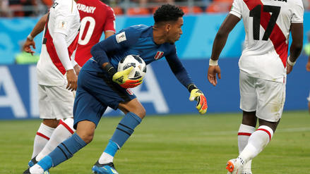 El mensaje de Pedro Gallese para los hinchas de la Selección Peruana