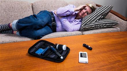 El exceso de trabajo aumenta el riesgo de diabetes en las mujeres