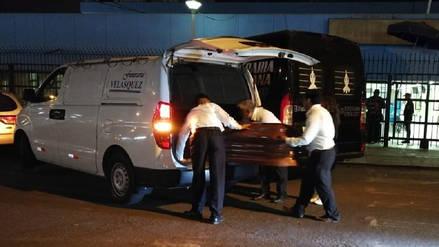 Deudos de accidentados en Chao pudieron retirar cuerpos de la morgue