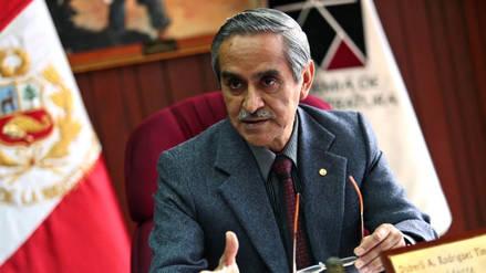Rodríguez: Espero que el TC emita una sentencia sobre la ley de publicidad estatal