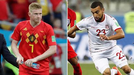 Bélgica vs Túnez EN VIVO EN DIRECTO ONLINE: Fecha, horarios y alineaciones probables