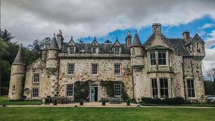 Kit Harington y Rose Leslie: Este es el castillo donde se casaron los actores
