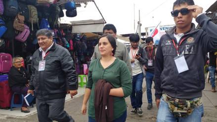 Verónika Mendoza espera que TC revierta la ´ley de publicidad estatal´