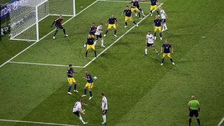 El espectacular gol de Toni Kroos en los descuentos para darle el triunfo a Alemania
