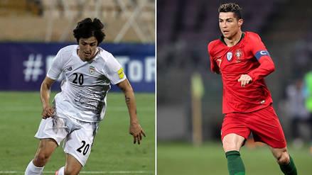 Portugal vs. Irán EN VIVO: horario, fecha y canal del partido por el Grupo B
