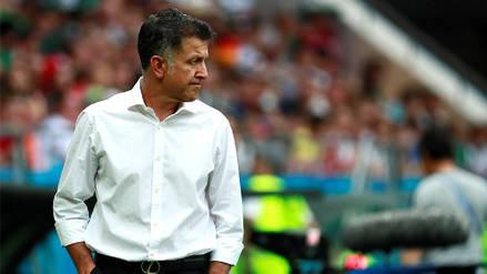 Juan Carlos Osorio tras victoria:
