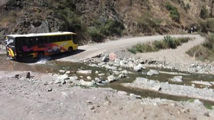 Declaran de necesidad pública ejecución vía Cumbil –Santa Cruz