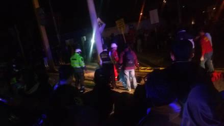 Hombre muere tras recibir descarga eléctrica en Pacasmayo