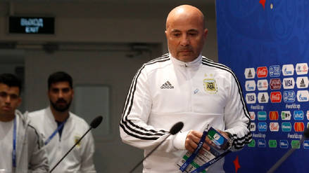 La AFA ratifica a Jorge Sampaoli como seleccionador de Argentina