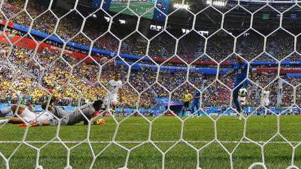 Un delincuente prófugo fue capturado por ir a ver el partido entre Brasil y Costa Rica