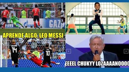 México no se salvó de los memes, pese a vencer a Corea del Sur