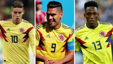 El once de Colombia que buscará su primera victoria en el Mundial