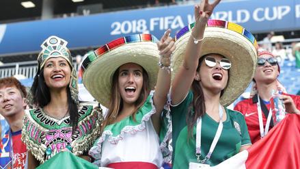 México: así celebraron sus hinchas la victoria ante Corea del Sur