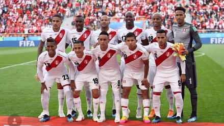 El posible once de la Selección Peruana ante Australia en Rusia 2018