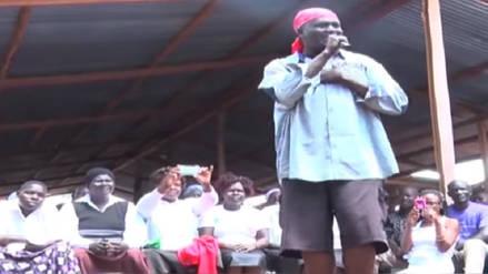 Un cura en Kenia fue suspendido por predicar a ritmo de rap