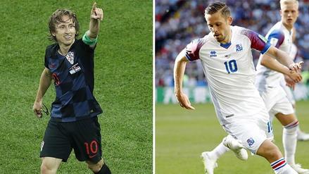 Croacia 0-0 Islandia: Sigue EN VIVO y EN DIRECTO el partido por el Grupo D