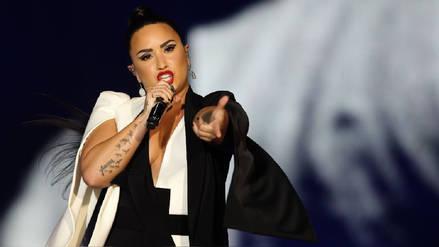 Demi Lovato confía en abandonar el hospital esta semana y piensa en la rehabilitación