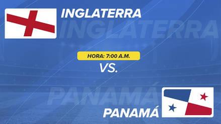 Inglaterra vs Panamá EN VIVO EN DIRECTO ONLINE: Canales, goles y minuto a minuto