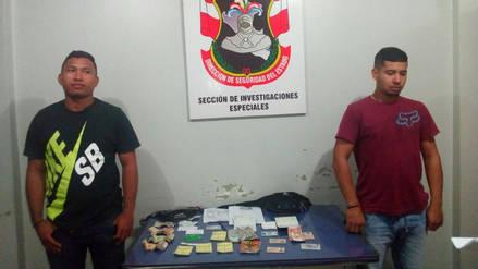 """Agentes policiales intervinieron a supuestos prestamistas de modalidad """"gota a gota"""""""