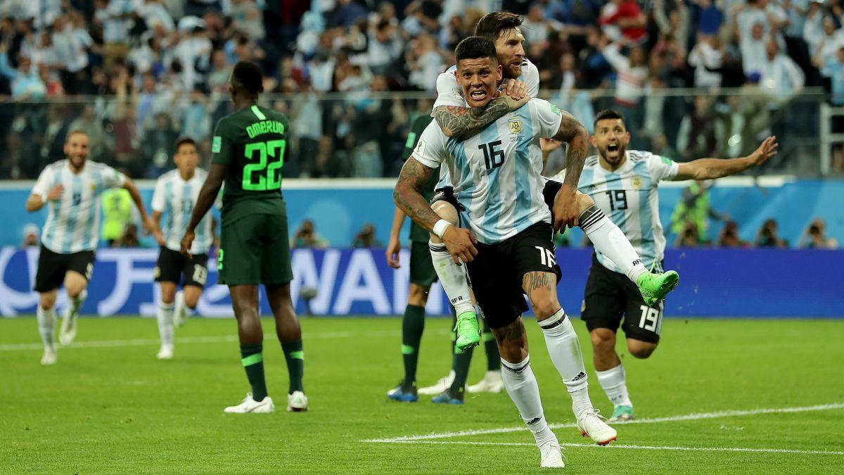 Argentina vs. Nigeria EN VIVO: horario, fecha y canal del partido por el Grupo D