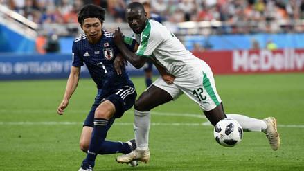 Japón empató ante Senegal y ambos decidirán su clasificación en la última fecha