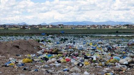 Juliaca declarada en emergencia por gestión y manejo de residuos sólidos