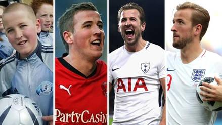 Harry Kane, perseverancia y trabajo para ser el goleador del futuro