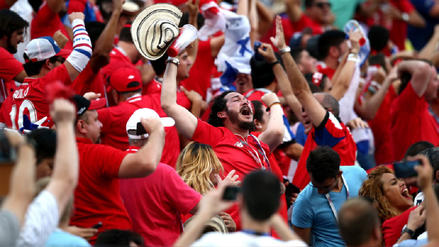 Así celebraron los panameños el primer gol de su selección en un Mundial