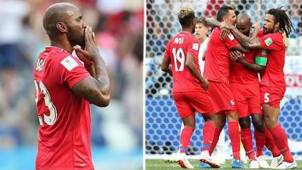 Felipe Baloy anotó el primer gol de Panamá en la historia de los Mundiales