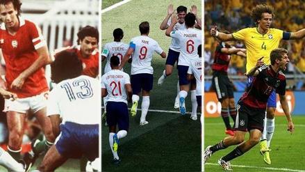 Las máximas goleadas en la historia de los Mundiales