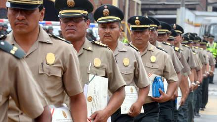 Civiles realizarán labores administrativas en la Policía Nacional