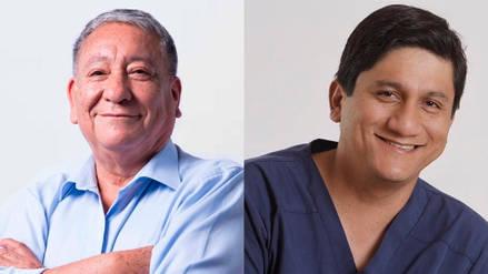 Padre e hijo compiten como candidatos a alcaldía de Los Olivos