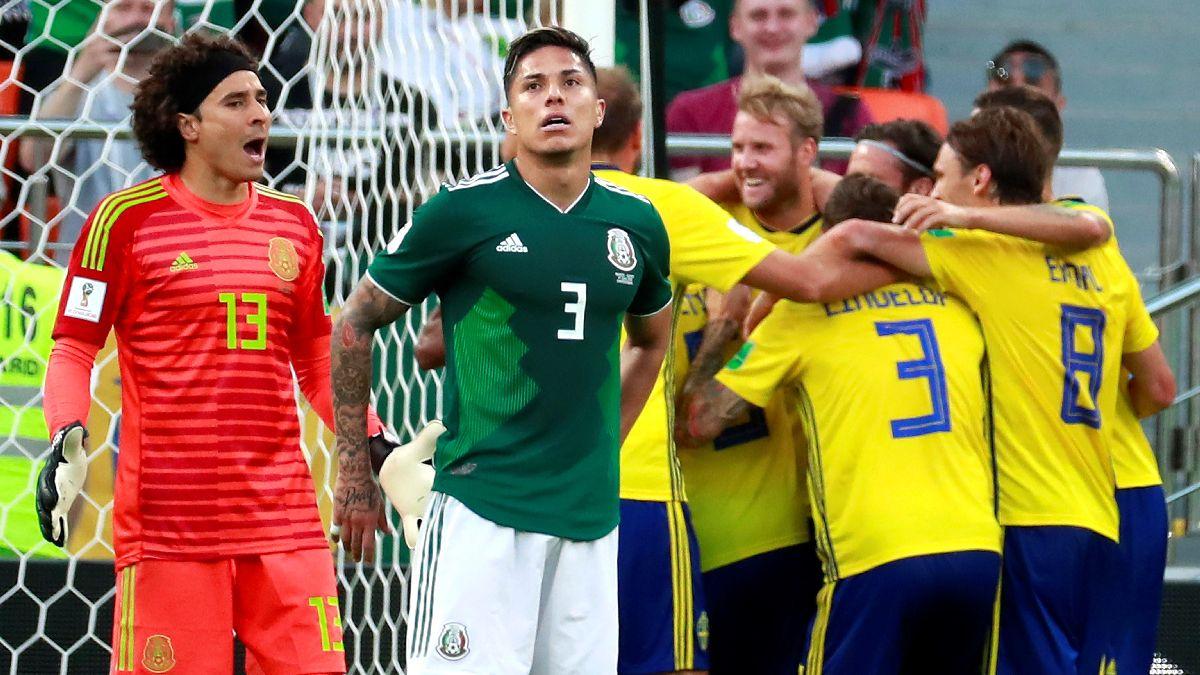 EN VIVO | México 0-0 Suecia: duelo decisivo por Rusia 2018 EN DIRECTO