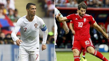 Irán vs Portugal EN VIVO EN DIRECTO ONLINE: Canales, goles y minuto a minuto
