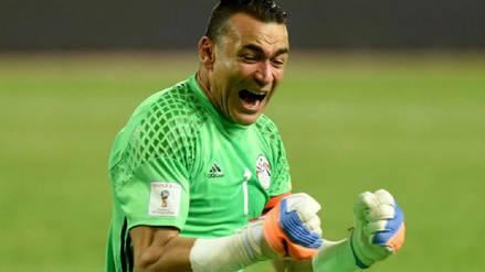 Arquero egipcio se convertirá en el jugador de mayor edad en jugar un Mundial