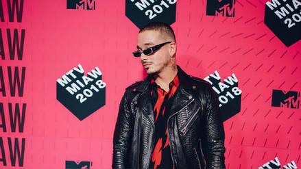 J Balvin es el artista número 1 en Spotify gracias al reguetón
