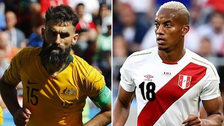 Perú buscará un triunfo ante Australia y despedirse con la cabeza en alto de Rusia 2018