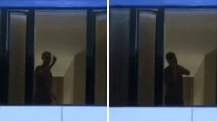 La reacción de Cristiano por el ruido de hinchas de Irán en el hotel de Portugal