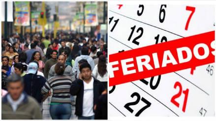 San Pedro y San Pablo: ¿Cuánto deben pagarte si laboras el feriado 29 de junio?