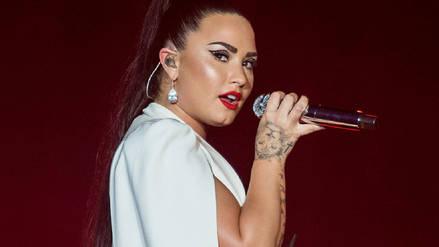 Demi Lovato dejó temporalmente rehabilitación para ver a un psiquiatra