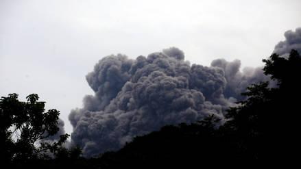 Los niños afectados por el volcán de Guatemala iniciarán clases en julio